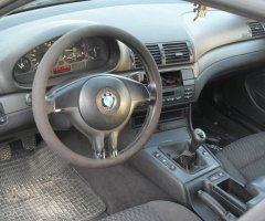 Air bag BMW e46