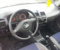 Instrument tabla (air bag) seat ibiza